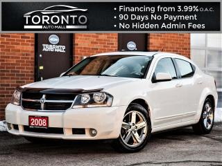 Used 2008 Dodge Avenger 4dr Sdn R/T FWD for sale in North York, ON