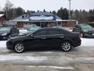 Used 2012 Ford Fusion SEL for sale in Flesherton, ON