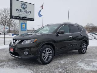 Used 2015 Nissan Rogue SL for sale in Cambridge, ON