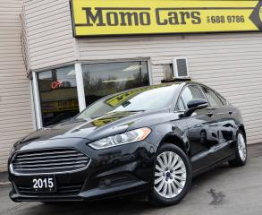 Used 2015 Ford Fusion SE! Clean Carproof! Only $125/Bi-weekly! for sale in St. Catharines, ON