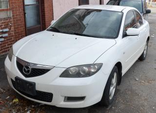 Used 2007 Mazda MAZDA3 GX for sale in St. Catharines, ON