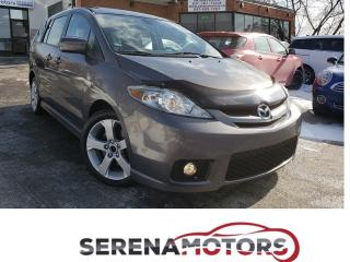 Used 2007 Mazda MAZDA5 GT | SUNROOF | ONE OWNER | NO ACCIDENTS for sale in Mississauga, ON