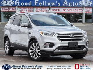 Used 2017 Ford Escape TITANIIUM MODEL, 4WD, LEATHER SEATS, PANROOF for sale in Toronto, ON