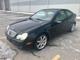 Used 2003 Mercedes-Benz C-Class C230 SUPERCHARGE for sale in Mississauga, ON