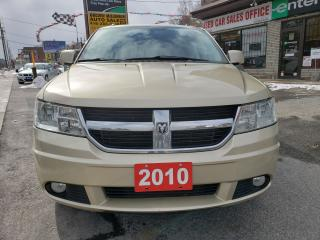 Used 2010 Dodge Journey SXT / 7 Passanger -Sunroof- Bluetooth-Fully Loaded for sale in Scarborough, ON