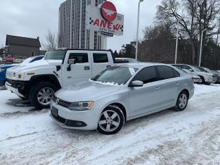 Used 2012 Volkswagen Jetta comfortline WITH LEATHER for sale in Cambridge, ON