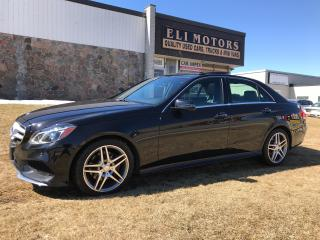 Used 2016 Mercedes-Benz E-Class E250 BlueTEC | AMG | NAVI | Backup Cam | BLIS | for sale in North York, ON