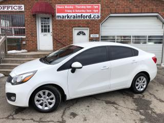 Used 2013 Kia Rio LX+ for sale in Bowmanville, ON