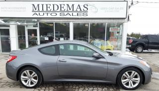 Used 2010 Hyundai Genesis Coupe TURBO for sale in Mono, ON