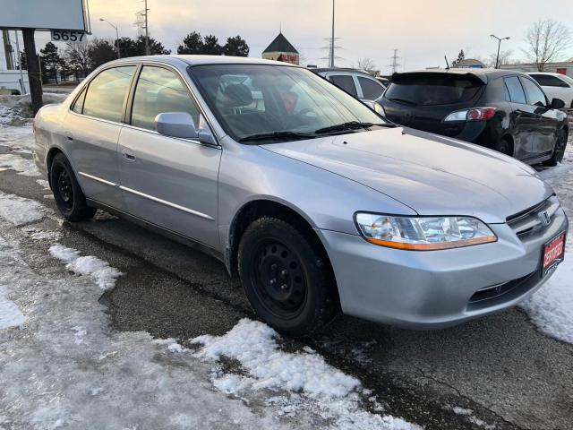 2000 Honda Accord SPECIAL EDITION, LOW KMS, WARRANTY, CERTIFIED