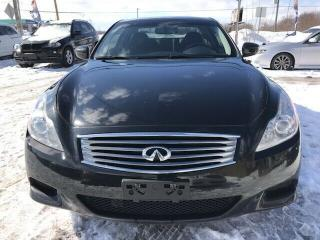Used 2009 Infiniti G37 Sport for sale in Gloucester, ON