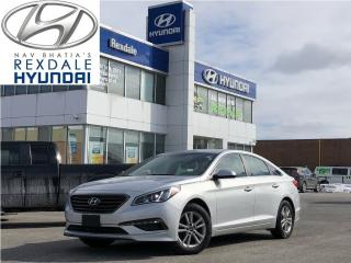 Used 2017 Hyundai Sonata GL, BALANCE OF FACTORY WARRANTY for sale in Toronto, ON