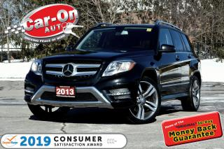 Used 2013 Mercedes-Benz GLK-Class DIESEL LEATHER HTD SEATS FULL PWR GRP LOADED for sale in Ottawa, ON