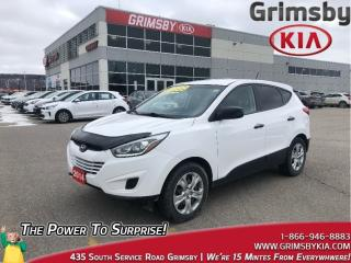 Used 2014 Hyundai Tucson GL| AWD| Heat Seat| Bluetooth for sale in Grimsby, ON