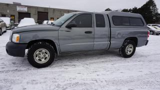 Used 2006 Dodge Dakota 3.6 V6 ST Club Cab Automatic Cruise and Bed Cap for sale in Milton, ON