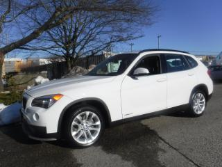 Used 2015 BMW X1 xDrive28i for sale in Burnaby, BC