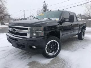 Used 2011 Chevrolet Silverado 1500 LTZ 4x4 Leather Sunroof for sale in St Catharines, ON