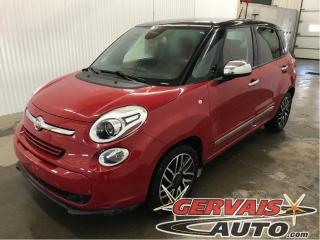 Used 2014 Fiat 500 L Sport Gps Audio for sale in Trois-Rivières, QC