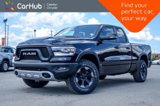 New 2019 RAM 1500 New Truck Rebel|4x4|Bluetooth|Backup Cam|Heated Front Seats|18
