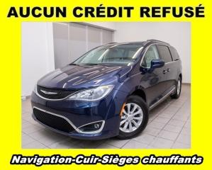Used 2017 Chrysler Pacifica Sièges Ch. Cuir for sale in St-Jérôme, QC
