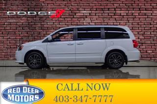 Used 2015 Dodge Grand Caravan R/T Leather Nav DVD for sale in Red Deer, AB