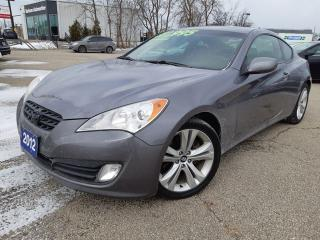 Used 2012 Hyundai Genesis 2.0T for sale in Beamsville, ON