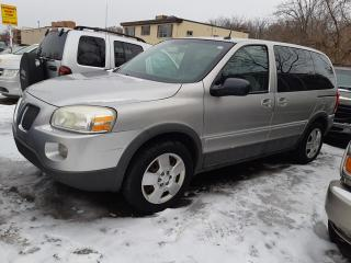 Used 2008 Pontiac Montana Sv6 w/1SA for sale in Dundas, ON