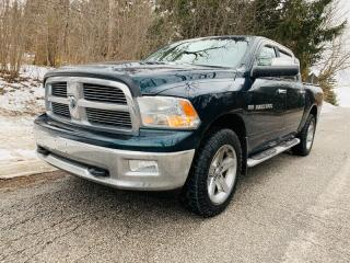 Used 2011 Dodge Ram 1500 Power for sale in Richmond Hill, ON