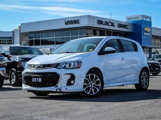 Used 2018 Chevrolet Sonic for sale in Ottawa, ON