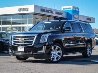 Used 2018 Cadillac Escalade for sale in Ottawa, ON