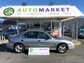 Used 2004 Pontiac Sunfire SLX AUTO A/C! FINANCE IT! IMMACULATE! for sale in Langley, BC