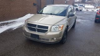 Used 2010 Dodge Caliber SXT for sale in North York, ON
