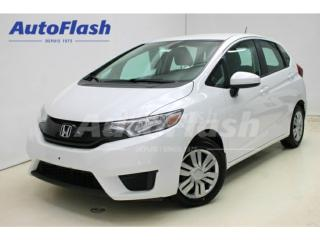 Used 2016 Honda Fit Lx Camera for sale in St-Hubert, QC