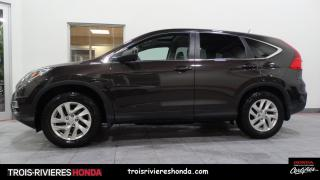Used 2016 Honda CR-V AWD EX for sale in Trois-Rivières, QC