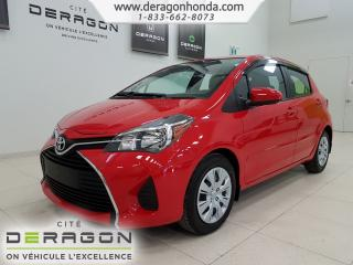Used 2017 Toyota Yaris A/C for sale in Cowansville, QC