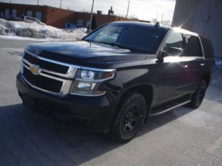 Used 2015 Chevrolet Tahoe 4x4,6 passenger,ex police for sale in Mississauga, ON