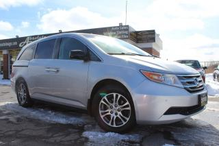 Used 2011 Honda Odyssey EX-L DVD|CAM|LEATHER|BLUETOOTH| for sale in Oakville, ON