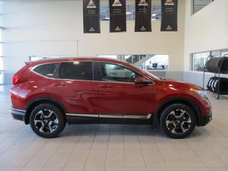 New 2019 Honda CR-V Touring Navigation Power Liftgate Remote Start for sale in Red Deer, AB
