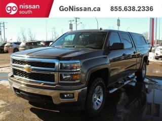 Used 2014 Chevrolet Silverado 1500 LT4X4 WITH CANOPY TO MATCH !!! for sale in Edmonton, AB