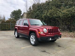 Used 2016 Jeep Patriot north for sale in Surrey, BC