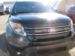 Used 2014 Ford Explorer LIMITED for sale in Brandon, MB