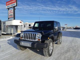 Used 2011 Jeep Wrangler 70th Anniversary for sale in Brandon, MB