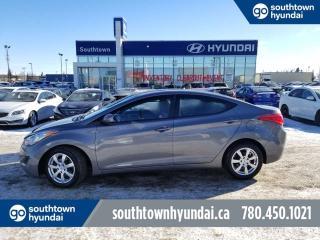 Used 2013 Hyundai Elantra GL/HEATED SEATS/BLUETOOTH/POWER OPTIONS for sale in Edmonton, AB