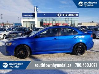 Used 2015 Mitsubishi Lancer SE/SUNROOF/HEATED SEATS/BLUETOOTH for sale in Edmonton, AB