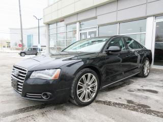 Used 2011 Audi A8 Premium for sale in Mississauga, ON
