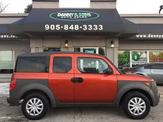 Used 2003 Honda Element w/Y Pkg 5 Speed for sale in Mississauga, ON