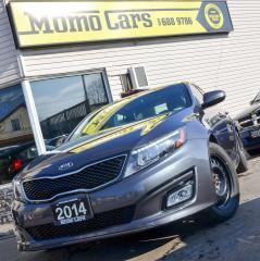 Used 2014 Kia Optima EX! Bluetooth! Backup camera!Only $120/Bi-weekly! for sale in St. Catharines, ON