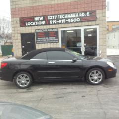 Used 2008 Chrysler Sebring Limited  for sale in Windsor, ON