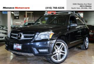 Used 2012 Mercedes-Benz GLK-Class GLK350 4MATIC - PANOROOF|HARMAN KARDON|AMG RIMS for sale in North York, ON