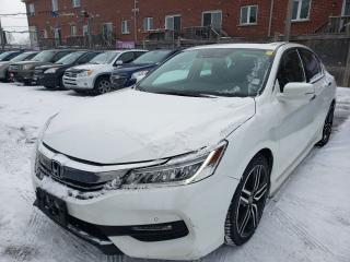 Used 2016 Honda Accord Touring for sale in Toronto, ON